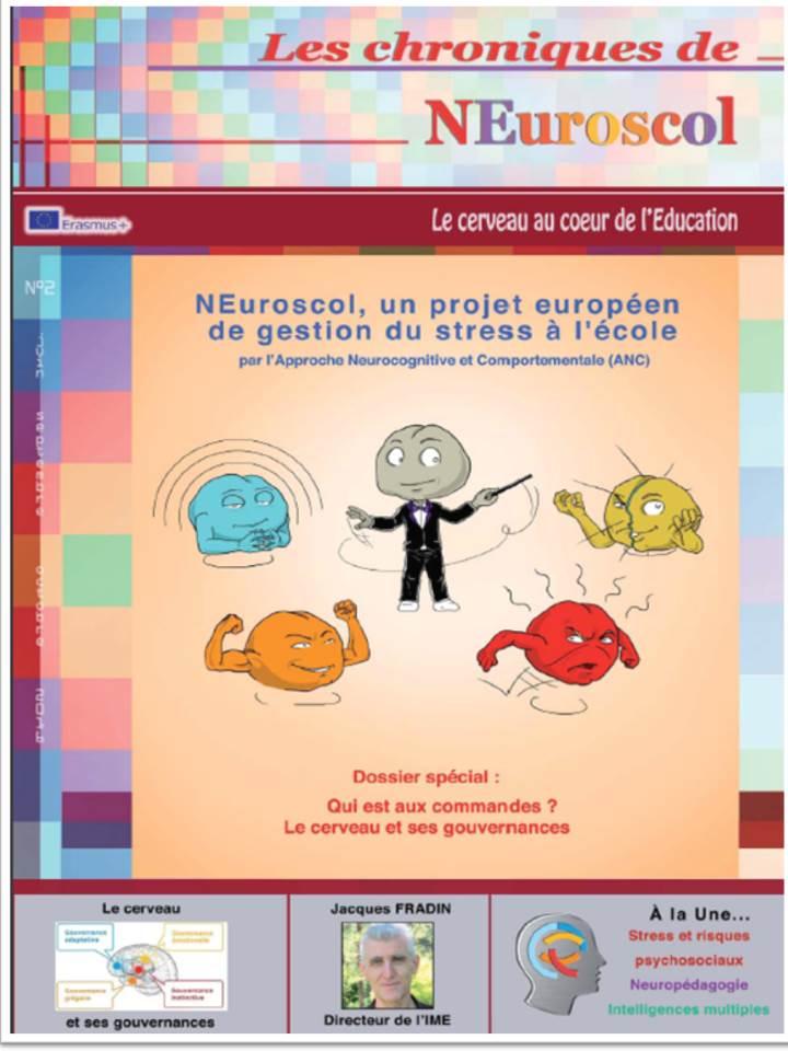 Le projet Neuroscol à l'honneur dans Var Matin