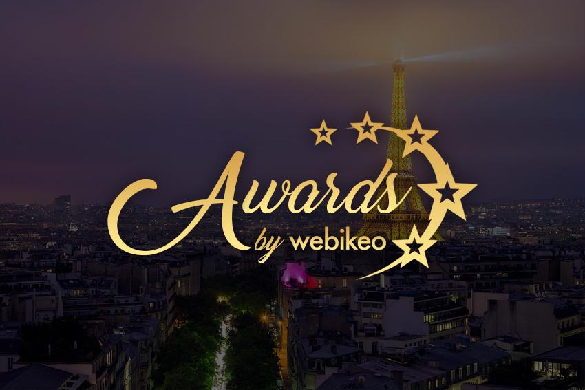 Webikeo Awards : Notre nomination dans la catégorie « Meilleur Sujet »